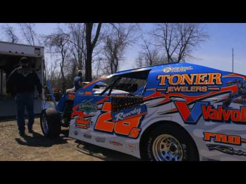 """""""Before the Storm"""" - Practice day at Valley Speedway March 18, 2017"""