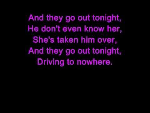 Hadouken!  Driving Nowhere Lyrics