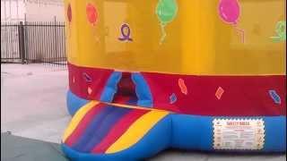 BIRTHDAY CAKE JUMPER , BOUNCE HOUSE,  Temecula, Murrieta, Areas