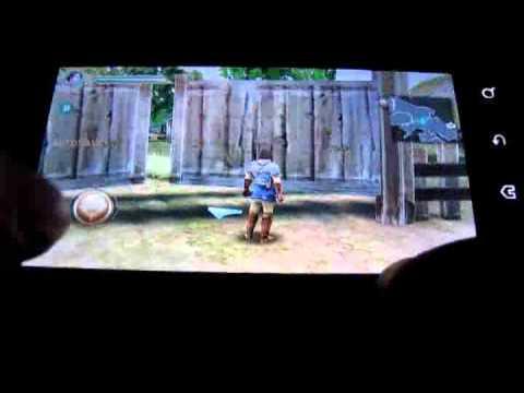 MOTOROLA CLIQ 2 GAMES