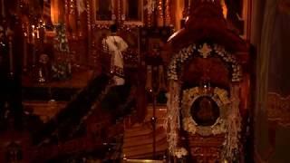 Рождество Христово.  Прямая трансляция из Серафимо-Дивеевского монастыря