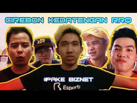 Team RRQ Goes To Cirebon, KETINGGALAN KERETA!!
