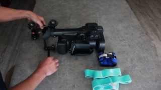 Comment fabriquer un stabilisateur de caméra en 5 minutes, - de 150 € et sans outil