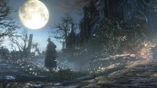 Gehrman & Moon Presence - Arcane Build SL125 Moonlight Great Sword - Bloodborne