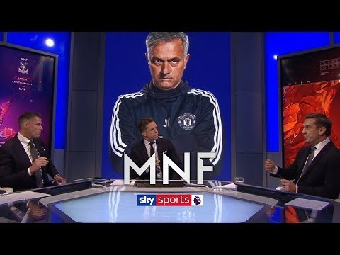 Neville and Carragher debate whether Mourinho has a future at Man United   MNF