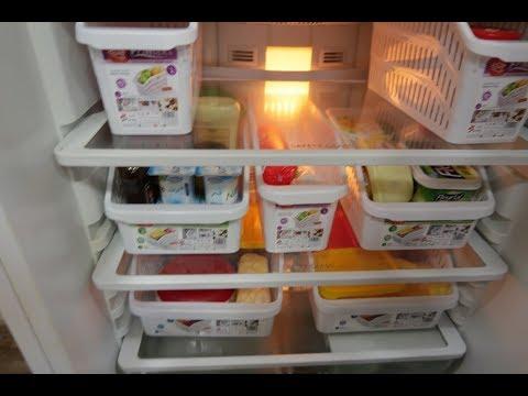 طريقة سهلة و فعالة في تنظيف و تنظيم الثلاجة لمحبين التدابير - مطبخ و تدابير دداح