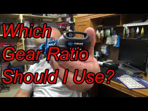 The Right Gear Ratios For Crankbaits, Spinnerbaits, Jigs, Chatterbaits, Pitchin' And Flippin'