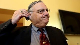 Sheriff Joe Arpaio Soft On Sex Crimes?