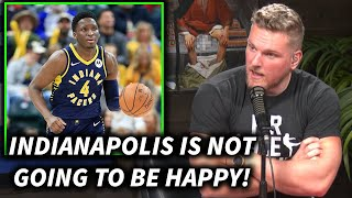 Pat McAfee Reacts To Victor Oladipo Opting Out Of Orlando NBA Games