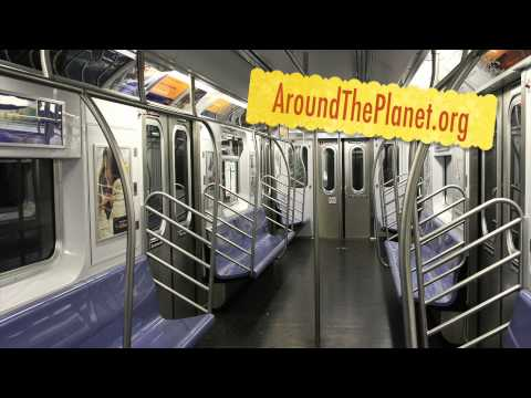 The Sound of NYC Subway (Binaural 3D Recording)