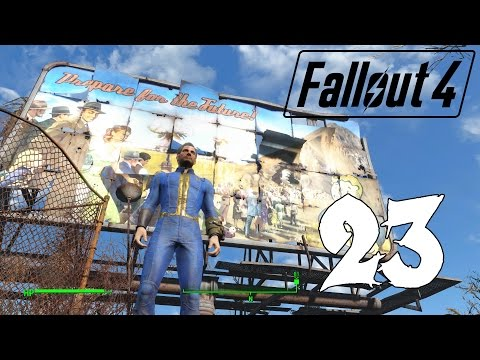 Fallout 4 - Walkthrough Part 23: Back in Action