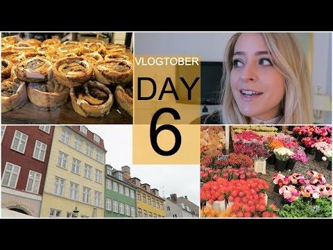 24 Hours in Copenhagen! Vlogtober 6