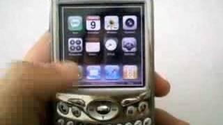 iPhone Apps en mi Treo650