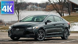 2018 Hyundai Elantra Limited Pzev - Eyeing The Future - 360 Tour