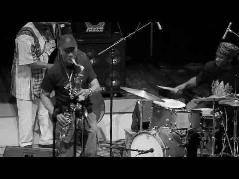 Kidd Jordan Quintet - Vision Festival 17 - Roulette, Brooklyn - June 17 2012