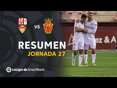 Logrones Mallorca Goals And Highlights