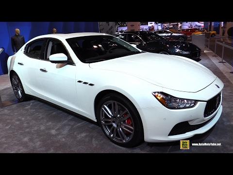 2017 Maserati Ghibli S Q4 - Exterior and Interior Walkaround - 2017 Chicago Auto Show