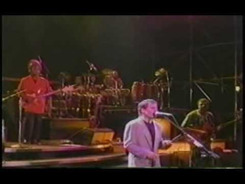 Paul Simon 1991 Tokyo 09/14 You can call me Al