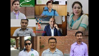 Nepal Tourism sector people talking about Fifa World Cup 2018