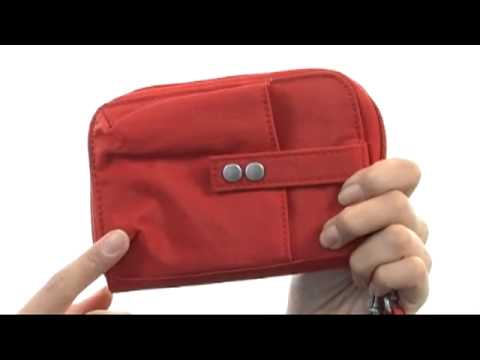 78121f146423 Baggallini Essential Wallet SKU  8050073 - YouTube