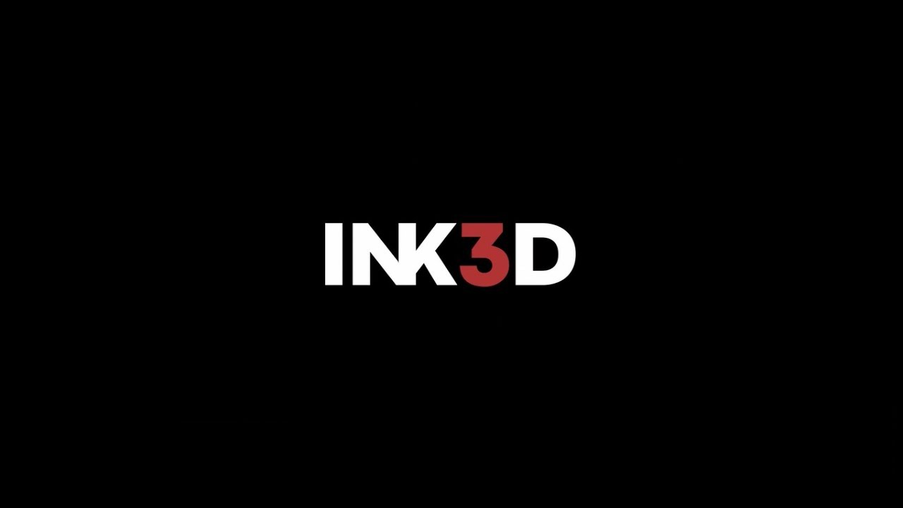 INK3D - zapowiedź - YouTube