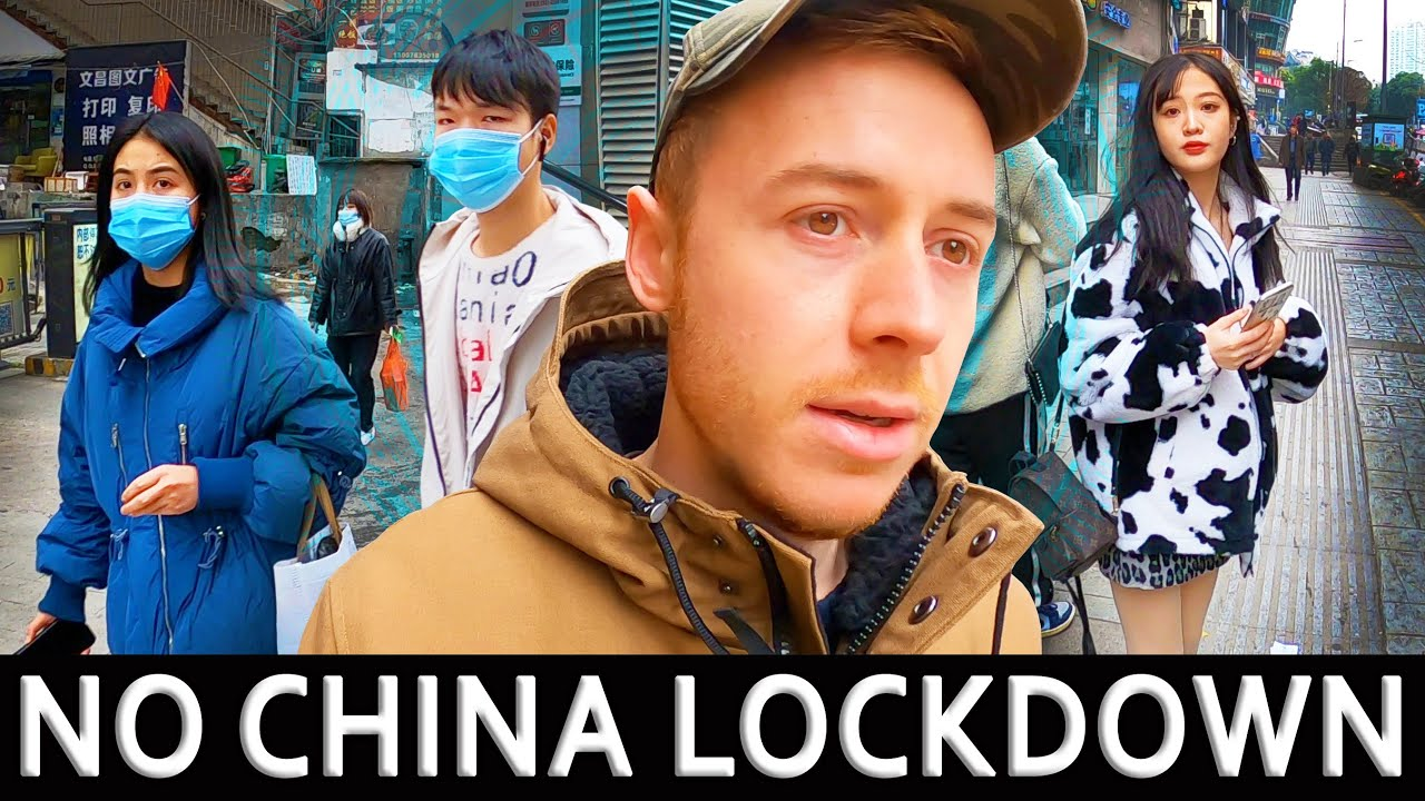 The World's in Lockdown AGAIN but China is NOT!? 🇨🇳 Unseen China