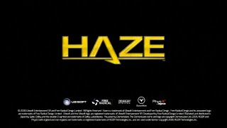 Haze (PS3): Theater Mode [720p]