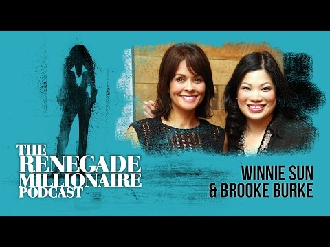 Renegade Millionaire Show feat. Brooke Burke (Podcast)