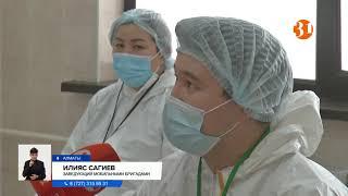 В Казахстане начали делать прививки от COVID 19