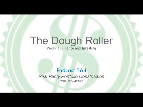 DR 164: Risk Parity Portfolio Construction with Dar Sandler