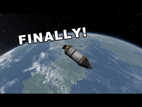The one with important milestones - KSP Live Gameplay - Career Playthrough 07