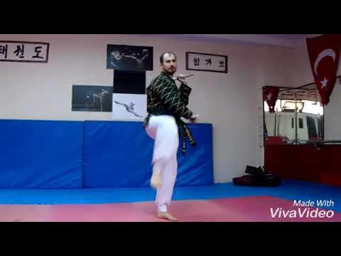 Hapkido Kursumuz Öğretmenimiz Sema Çelik Önderliğinde Başlamıştır