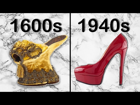 Thumbnail: The History Of High Heels