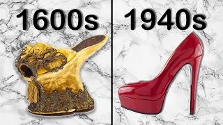 Video The History Of High Heels download MP3, 3GP, MP4, WEBM, AVI, FLV Juni 2018