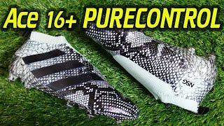 adidas ace 16 purecontrol viper pack review on feet