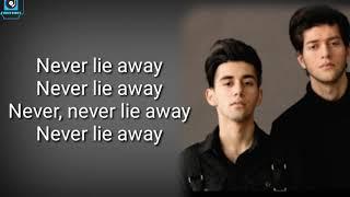 Rauf & Faik _ childhood song Lyrics | Never lie away song lyrics | destvo song