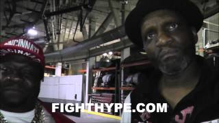 FATHERS OF ADRIEN BRONER AND EMMANUEL TAYLOR DEBATE PERFORMANCES POST-FIGHT