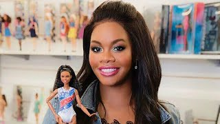 Olympic gold medalist Gabby Douglas tackles hashtag challenges, shows off flexibility on TikTok