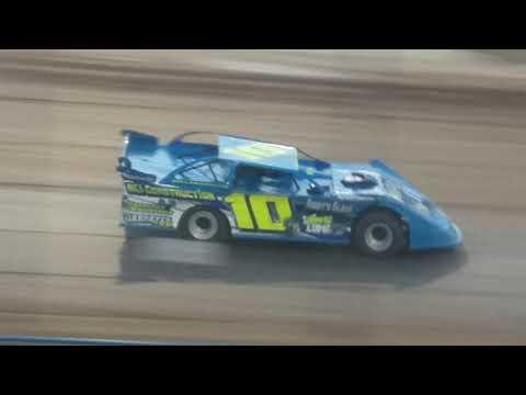 Late model Heat 1 - Lucas Oil Speedway 8/18/18