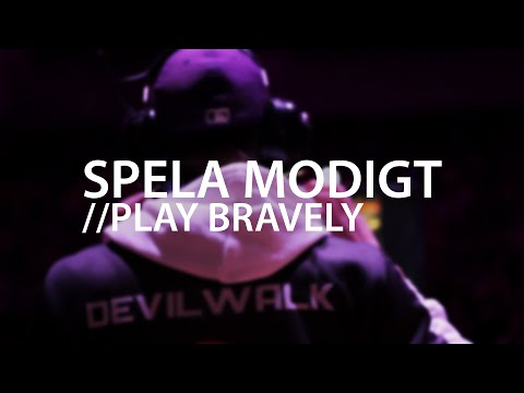 SPELA MODIGT // PLAY BRAVELY - Fnatic and Devilwalk at Dreamhack Winter 2013