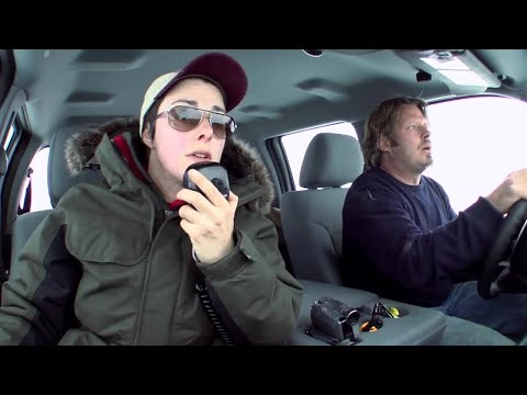 Sue Perkins and Charley Boorman  Whiteout!  Worlds Most Dangerous Roads  BBC
