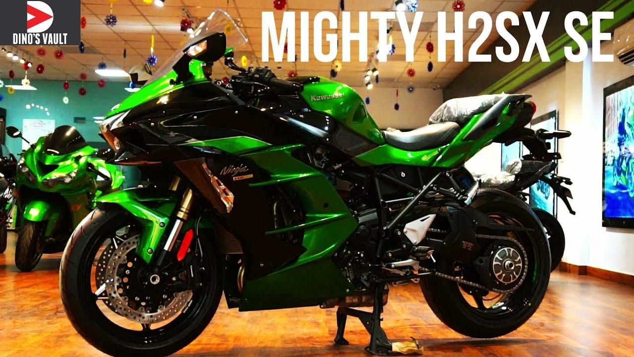 video Kawasaki Ninja H2 SX SE