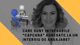 """Download Care sunt întrebările """"CAPCANĂ"""" la un interviu de angajare"""
