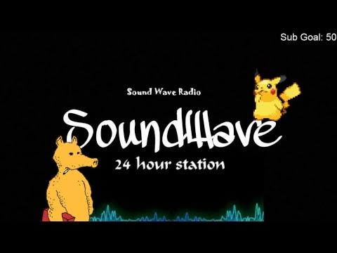 ?Live Lofi/Jazz Hip Hop 24/7 [Sound Wave Radio]