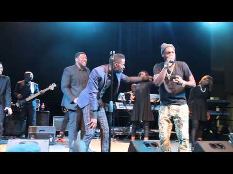 Tye Tribbett - Bless The Lord (Son of Man) ft. Mali Music ~ Watch in HD!