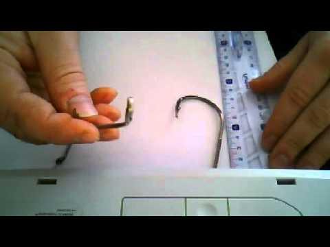Обзор крючков для ловли сома - YouTube