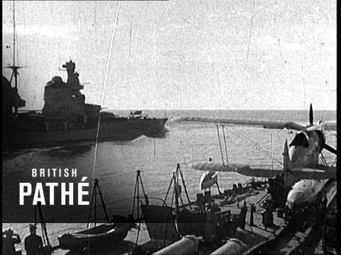 Italian Fleet Smashed (1941)