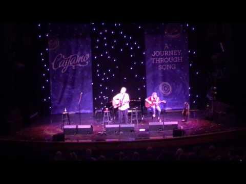 Loudon Wainwright III sings about Donald Trump (Cayamo 2017)
