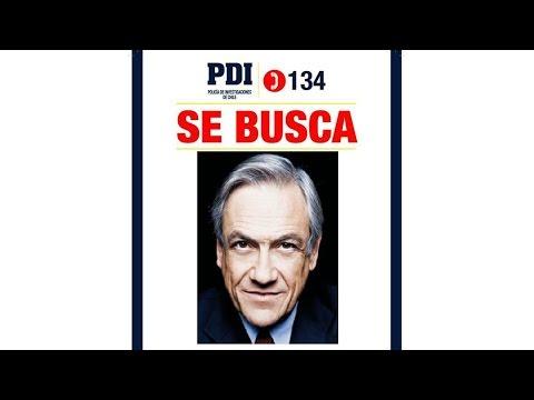 El prontuario de un delincuente llamado Sebastián Piñera