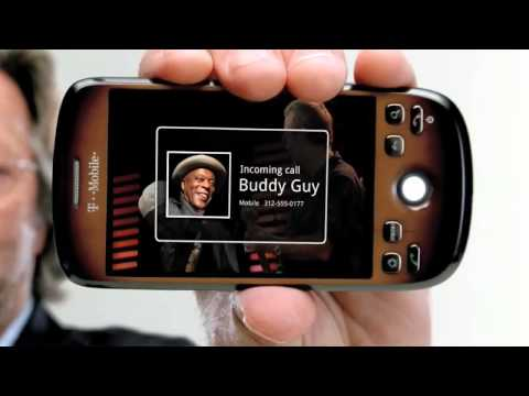 T-Mobile Fender MyTouch 3G Edition Commercial